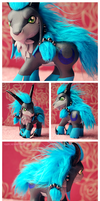 Custom Toy - Theiamon by xuza