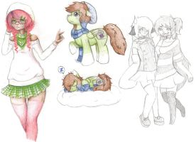 .:Two Fandoms and a Doll:. by 00NekoYasha00