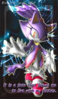 Blaze the Cat 8 by SidusPrime