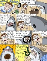 My Boss is a Shark by NewtMan