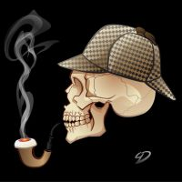 Skully Holmes by YulayDevlet