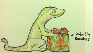 Crestie Card Doodle by NycterisA