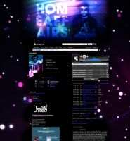 myspace homeaffairs by homeaffairs