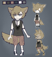 : William Reference Sheet : by Homohelvetti