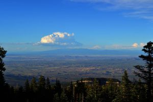East of Sandia by Delta406