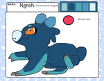 New Wyngro - Ngreh by Red--Pandaz