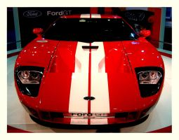 Ford GT by LeBohemien