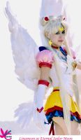 Eternal Sailor Moon by Yunnale