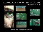 Circuitry Stock Images Pack 1 by PureStock