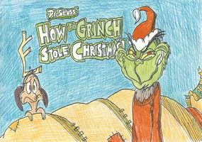 Dr. Seuss' How The Grinch Stole Christmas! by FelixToonimeFanX360