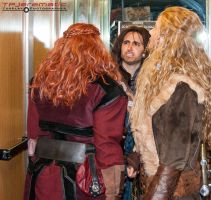 8th Feb LAGC Dwarves by TPJerematic