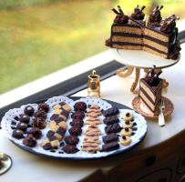 Tea Time Treats by ChocolateDecadence