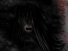 The Grudge- Fan art by JPGKnight