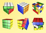 Rubik's Cube by theshmexyguy