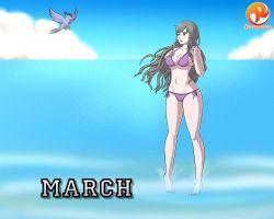 Commission: March Girl: Sumia by Reit-9
