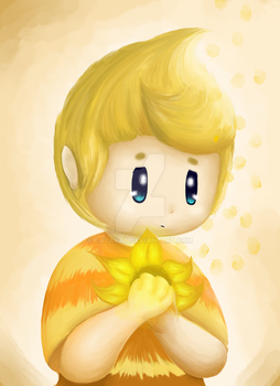 Mother 3: Lucas by Catakat