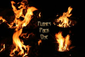 Flames Pack - 1 by Seductive-Stock