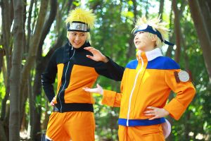 double Naruto by MIUX-R