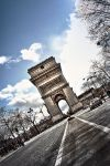 arc of triomphe HDR by salleephotography