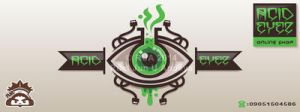 ACID EYEZ LOGO by ruados