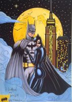 Batman by ivanzar82