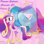 Princess Cadance Album Cover 12 by YuiRainbowStar