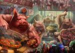 Pig Restaurant by MarsFoong
