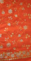 Sari Fabric 7 by Falln-Stock