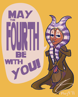 MAY THE FOURTH by Hapo57