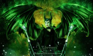 Malificent by annemaria48