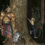 Shao Kahn Secretly Waits by ShaoKahnsSlaveLilith