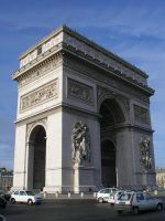 arch de triumph by europestock