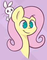 Flutters and Angel by FlutternutPie