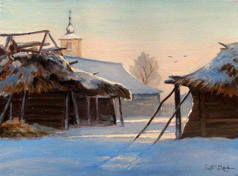 Winter in the Country 6 by Dreamnr9