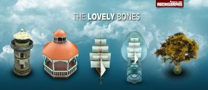 The Lovely Bones icons set by Cyberella74
