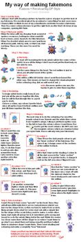 Spriting Pokemon Tutorial by i-carus