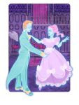 Haunted Mansion Ballroom Dancers by MuZzling