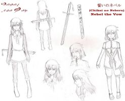 Tales of the Abyss OC Design by infnitycore