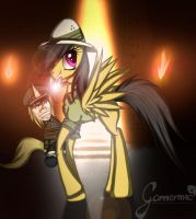 .:Daring Do and the Alicorn Amulet:. by Gamermac