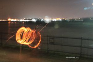 PAinting with light by elliemoo