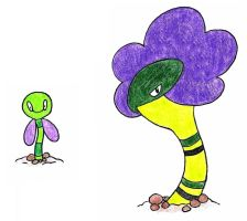 Sprout snakes ADOPTED by FrozenFeather