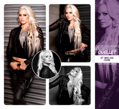 Photopack #244 - Maryse. by TheNightingale01