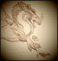 .:: Arminius - Sketch ::. by Windspirit-Aquaeris