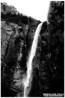 Bridalveil Falls - Spring Time by Wikidly