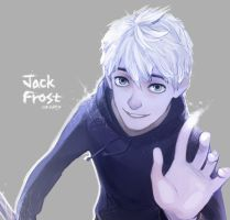 Jack Frost by Hallpen