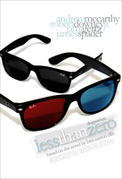 Less Than Zero poster by twomonies