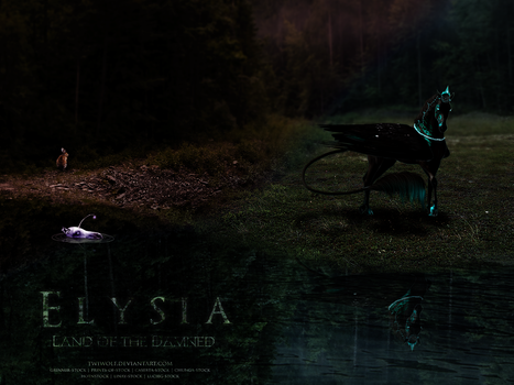 Elysia: Land of the Damned by inapatricia