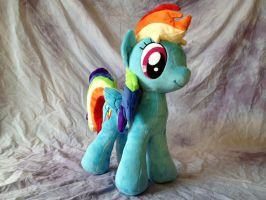 Rainbow Dash - New Pattern by Yunalicia