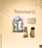 timberland poster 2 by eltolemyonly