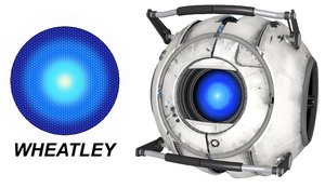 Wheatley's Eye by MoonShadowVampira